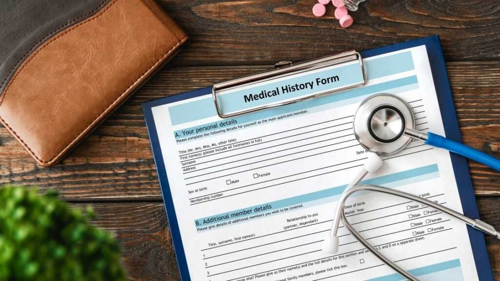 med history 1024x576 - Recruitment – Asking About a Potential Employee's Medical History